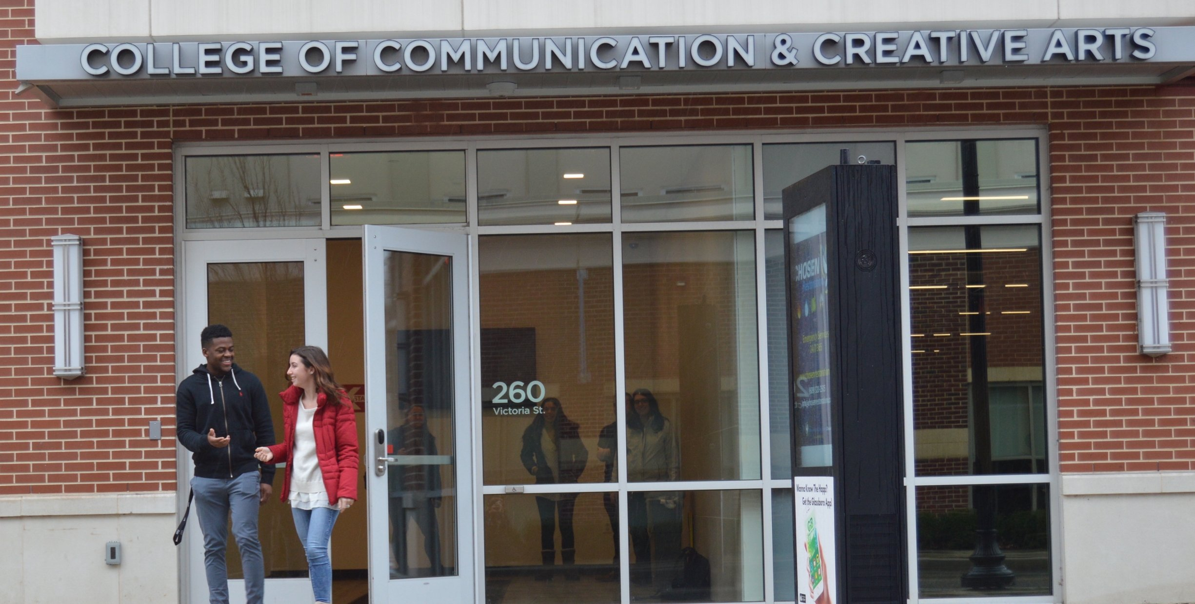Sports Communication And Media College Of Communication And Creative Arts Rowan University